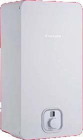 Esquentador da gama Sensor Ventilado 2 da Vulcano